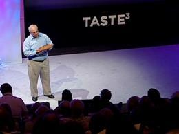TEDtalks Taste3 2008 : Peter Reinhart on... by Peter Reinhart
