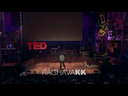 TEDtalks Conference 2010 : Raghava KK: M... by Raghava KK