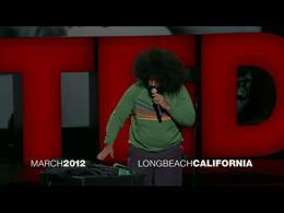 TEDtalks Conference 2012 : Reggie Watts ... by Reggie Watts