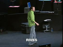 TEDtalks Conference 2006 : Rives remixes... by Rives