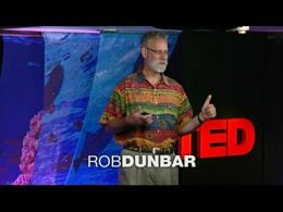 TEDtalks Mission Blue Voyage : Rob Dunba... by Rob Dunbar