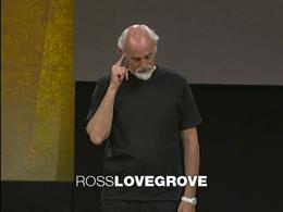 TEDtalks Conference 2005 : Ross Lovegrov... by Ross Lovegrove