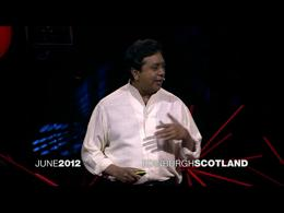 TEDtalks Global Conference 2012 : Sanjay... by Sanjay Pradhan