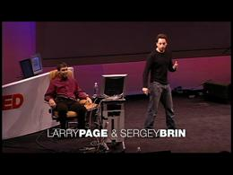 TEDtalks Conference 2004 : Sergey Brin a... by Sergey Brin and Larry Page