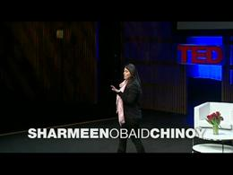 TEDtalks Conference 2010 : Sharmeen Obai... by Sharmeen Obaid-Chinoy