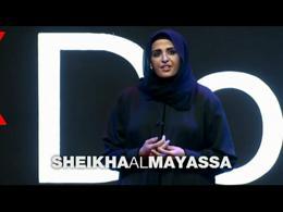 TEDtalks Women : Sheikha Al Mayassa: Glo... by Sheikha Al Mayassa