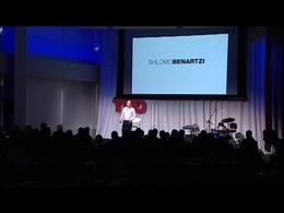 TEDtalks Salon NY2011 : Shlomo Benartzi:... by Shlomo Benartzi