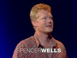 TEDtalks Global Conference 2007 : Spence... by Spencer Wells