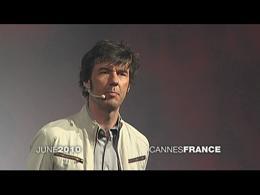 TEDtalks Conference, Cannes : Stefan Sag... by Stefan Sagmeister
