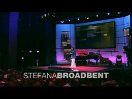 TEDtalks Global Conference 2009 : Stefan... by Stefana Broadbent
