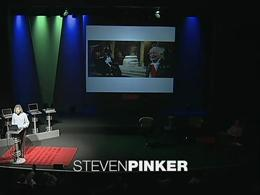 TEDtalks Global Conference 2005 : Steven... by Steven Pinker