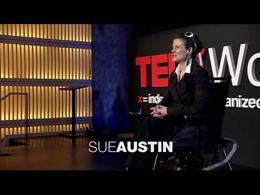 TEDx Projects Women 2012 : Sue Austin: D... by Sue Austin