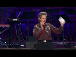 TEDtalks Conference 2010 : Temple Grandi... by Temple Grandin