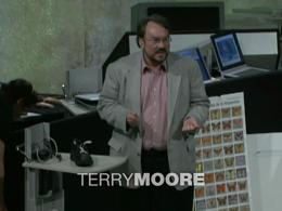 TEDtalks Conference 2005 : Terry Moore: ... by Terry Moore