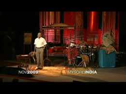 TEDtalks India Conference 2009 : Thulasi... by Thulasiraj Ravilla