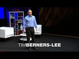 TEDtalks Conference 2010 : Tim Berners-L... by Tim Berners-Lee