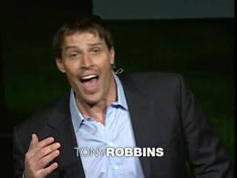 TEDtalks Conference 2006 : Tony Robbins:... by Tony Robbins
