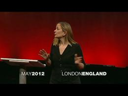 TEDtalks Salon London Spring 2012 : Trac... by Tracy Chevalier