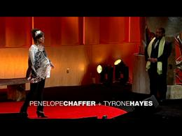 TEDtalks Women : Tyrone Hayes + Penelope... by Tyrone Hayes and Penelope Jagessar Chaffer