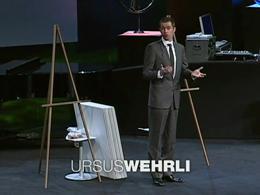 TEDtalks Conference 2006 : Ursus Wehrli ... by Ursus Wehrli