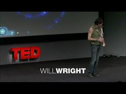 TEDtalks Conference 2007 : Will Wright: ... by Will Wright