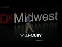 TEDx Projects Midwest : William Ury: The... by William Ury