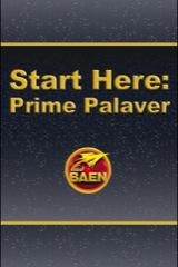 Prime Palaver by Flint, Eric