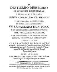 Biblioteca Hispanica : Exile Deserved Wr... by Hualde, Miguel De Jesus Maria