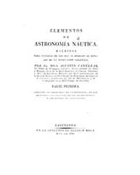 Biblioteca Digital Hispanica : Nautical ... by Canellas, Augustine