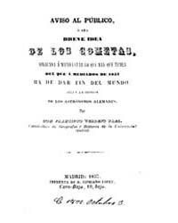 Biblioteca Hispanica : Notice to the Pub... by Verdejo Paez Francisco