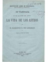 Biblioteca Hispanica : the Life of the S... by Linares, Augusto G