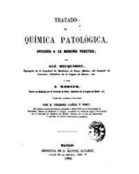Biblioteca Hispanica : Treaty Pathologic... by Becquerel, Alfred
