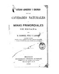 Biblioteca Digital Hispanica : Catalog G... by Puig; Larraz Gabriel