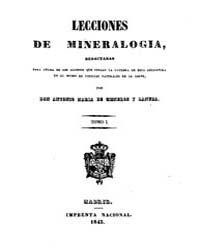 Biblioteca Digital Hispanica : Mineralog... by Lanuza, Antonio