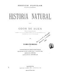 Biblioteca Hispanica : a Natural History by Good, Odo