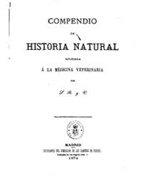 Biblioteca Hispanica : Compendium Natura... by Rock and Neighbor, Santos