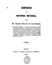 Biblioteca Hispanica : Compendium of Nat... by Garcia De Los Santos, Benito