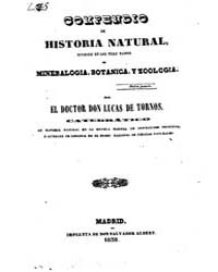 Biblioteca Hispanica : Compendium of Nat... by Lathes, Lucas