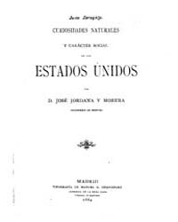Biblioteca Hispanica : Curiosities Natur... by Jordana and Morera, Joseph