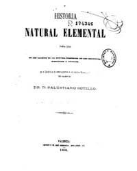 Biblioteca Hispanica : Elementary Natura... by Sotillo, Salustiano
