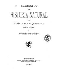 Biblioteca Hispanica : Elements of Natur... by Gogorza and Gonzalez, Jose