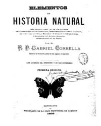Biblioteca Hispanica : Elements of Natur... by Corbella, Gabriel