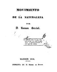 Biblioteca Hispanica : Movement Nature by Bercial, Ramon
