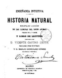 Biblioteca Hispanica : Natural History E... by Legua Castro and Vicente