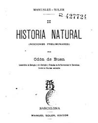 Biblioteca Hispanica : Natural History P... by Good, Odo