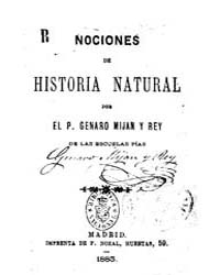 Biblioteca Hispanica : Notions of Natura... by Mijan and King, Genaro