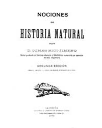 Biblioteca Hispanica : Notions of Natura... by Rico Jimeno, Thomas