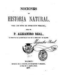 Biblioteca Hispanica : Notions of Natura... by Real, Alejandro