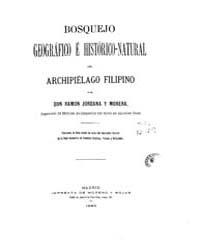 Biblioteca Hispanica : Outline Geographi... by Jordana and Morera, Ramon