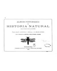 Biblioteca Hispanica : Picturesque Natur... by Sevall Puig, Luis